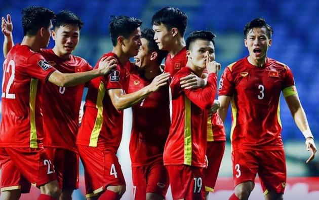 Những điểm sáng của Việt Nam ở vòng loại thứ 2 WC 2022 - Bóng Đá