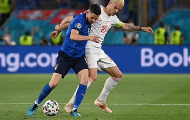 TRỰC TIẾP Ý 0-0 Thụy Sĩ: Azzurri tung hàng công cực mạnh (H1) - Bóng Đá