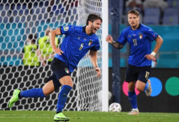 TRỰC TIẾP Ý 2-0 Thụy Sĩ: Locatelli dứt điểm táo bạo (H2) - Bóng Đá