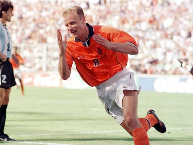 Greatest Netherlands XI of all time - Bóng Đá