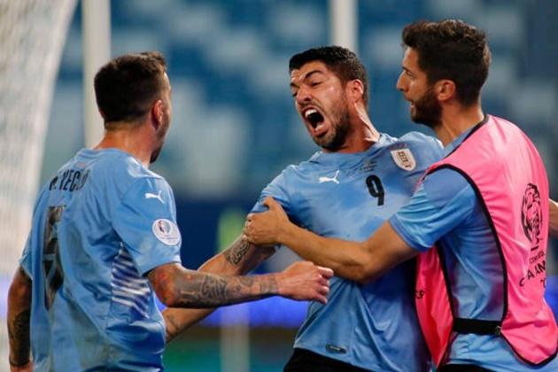 tin reviews trận Uruguay vs Chile - Bóng Đá