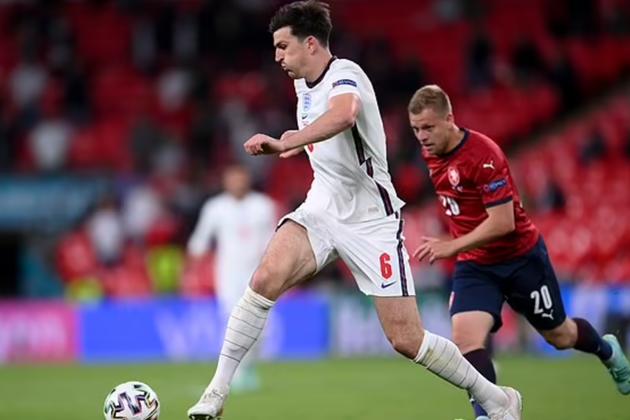 Chấm điểm Anh trận CH Czech - Bóng Đá