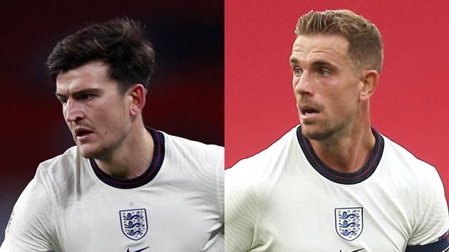 Southgate nhận định về sự trở lại của Maguire và Henderson - Bóng Đá