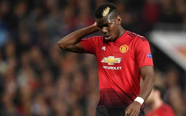Nhìn Pogba ở tuyển Pháp, mới thấy Ole bị lừa! - Bóng Đá