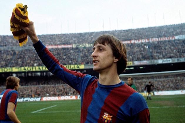 An all-time Barcelona XI of Dutch players - Bóng Đá