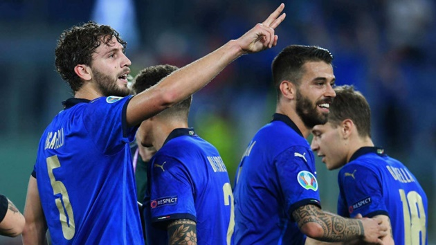 Live Ý vs Áo - Bóng Đá
