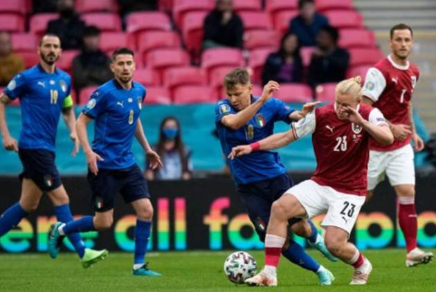 TRỰC TIẾP Ý 0-0 Áo: Verratti đá chính; Tam tấu mạnh nhất (H1) - Bóng Đá