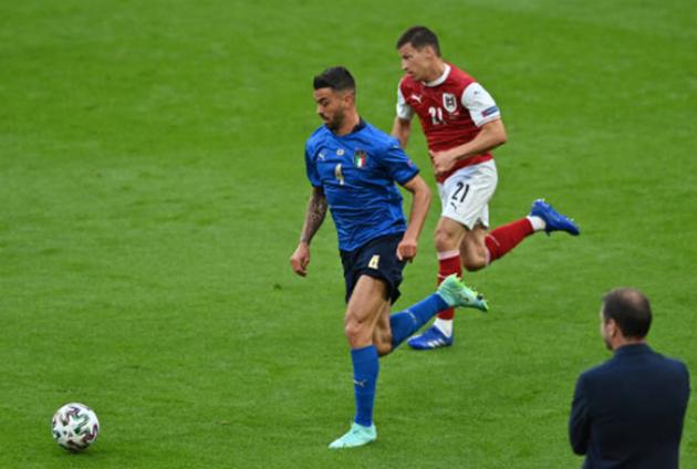 TRỰC TIẾP Ý 0-0 Áo: Thế trận giằng co (H1) - Bóng Đá