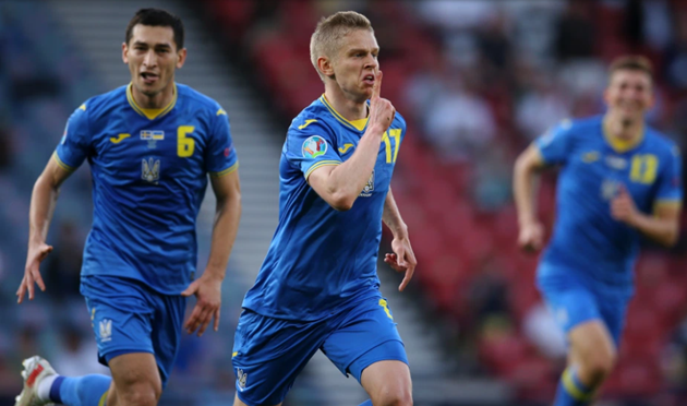 Sweden ace Marcus Danielson sent off for potential leg breaker on Ukraine's Besedin - Bóng Đá