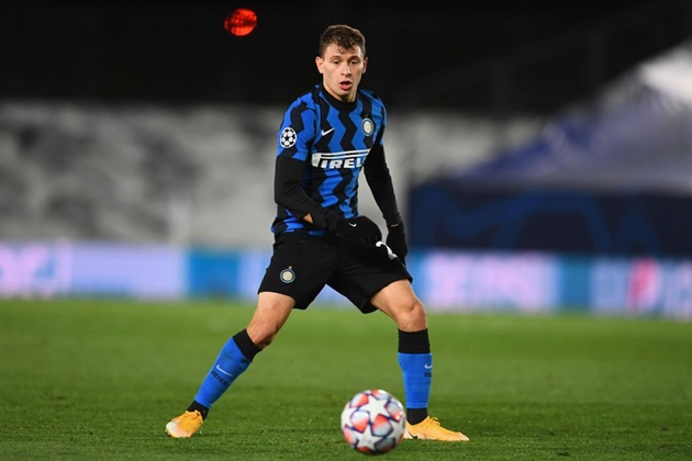 Liverpool have now made their move to sign the 'best midfielder in the world' (Nicolo Barella) - Bóng Đá