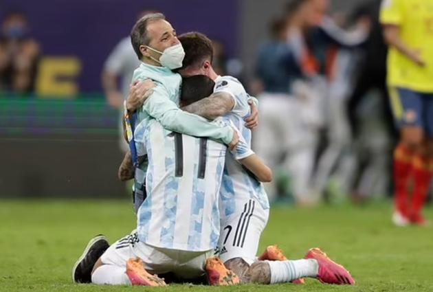tin review trận Argentina vs Colombia - Bóng Đá