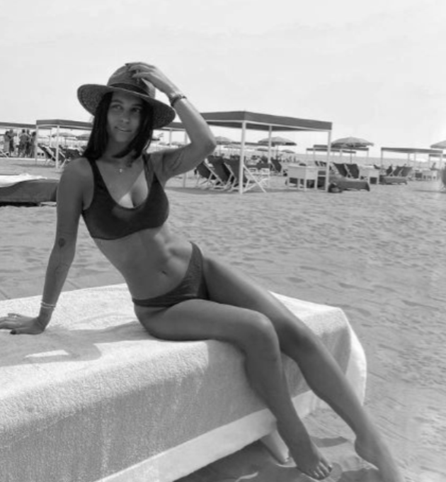 Say ciao to Italy's wags – from a Brit singer, beauty queen and brain box - Bóng Đá