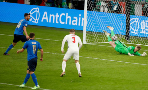 TRỰC TIẾP Ý 0-1 Anh: Pickford ấn tượng (H2) - Bóng Đá