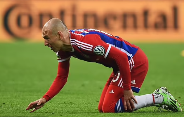 Arjen Robben will be remembered as one of Europe's great wingers after retiring for second time - Bóng Đá
