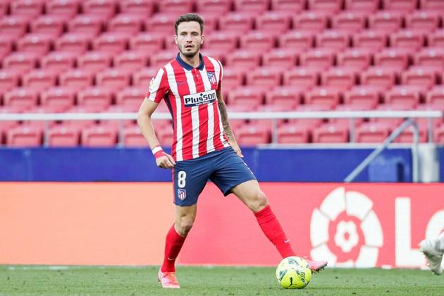 Manchester United linked to Saul Niguez, again - Bóng Đá
