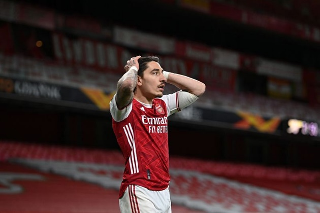 'WE'RE TOLD': SKY REPORTER CLAIMS ARSENAL 26-YEAR-OLD 'WANTS TO GO' NOW - Bóng Đá