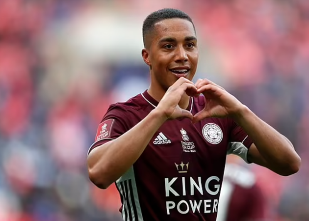 Leicester want Youri Tielemans to commit future to the club by signing new contract - Bóng Đá