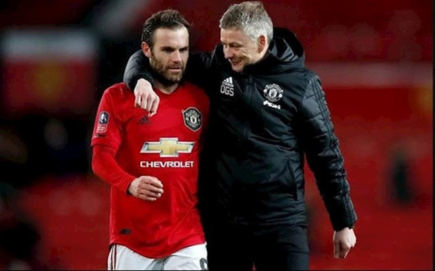 Juan Mata can adapt to new Manchester United role after contract signing - Bóng Đá