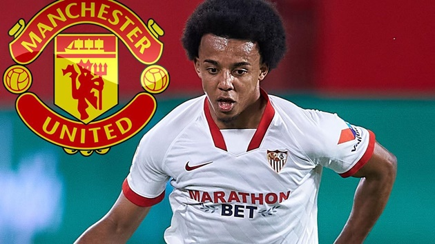 Manchester United are looking to bring in Jules Kounde AND Raphael Varane - Bóng Đá
