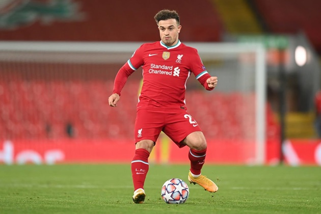 LIVERPOOL NOW ACTIVELY LOOKING TO SELL 29-YEAR-OLD (Shaqiri) - Bóng Đá