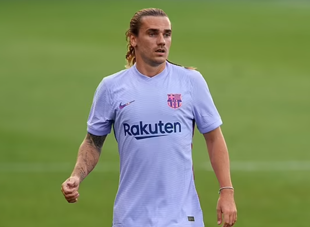 Barcelona 'yet to receive any official bids for Antoine Griezmann' amid Manchester City, Chelsea and Atletico Madrid interest. - Bóng Đá