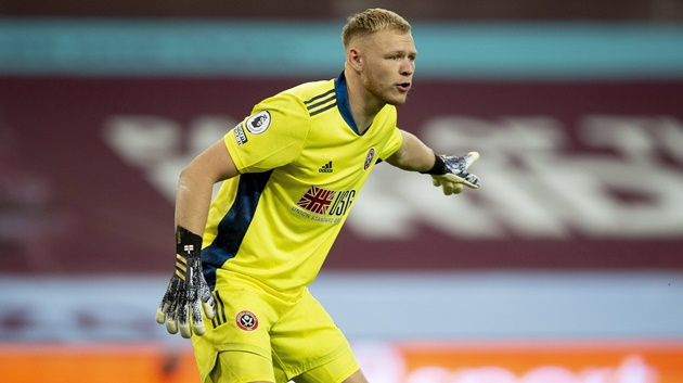 He is their number one target': David Ornstein gives update on Arsenal link to Aaron Ramsdale - Bóng Đá