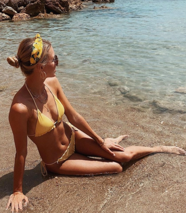 Meet Marco Reus' wife Scarlett - Bóng Đá