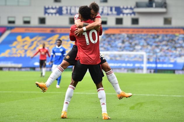 Man Utd fans are remembering what Rashford did to Arsenal signing - Bóng Đá