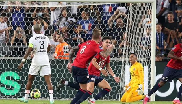 tin review Siêu cúp Pháp - Bóng Đá