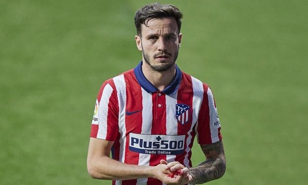 Man Utd in talks with agent over deal to sign £38m star (Saul) - Bóng Đá
