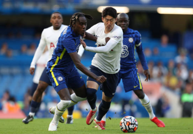 5 điểm nhấn Chelsea vs Tottenham - Bóng Đá