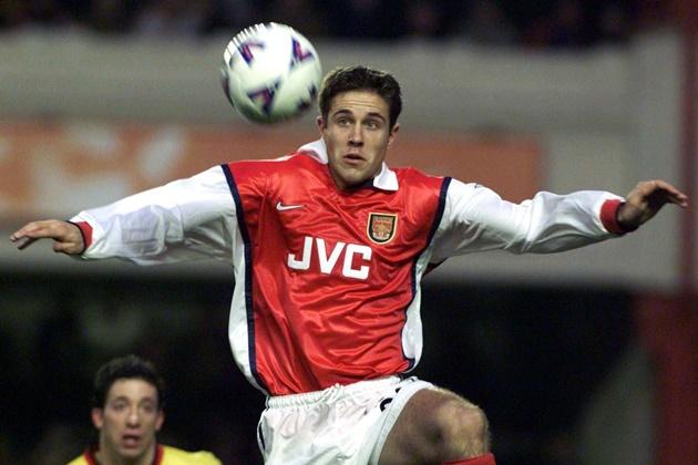 10 ngôi sao bị Arsenal lãng quên (P.2) - Bóng Đá
