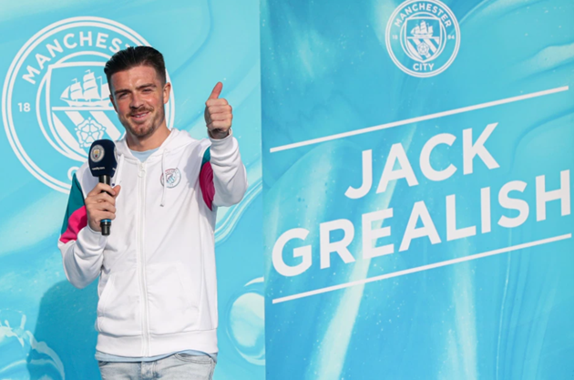 Grealish revelling being the first £100m man in English football - Bóng Đá