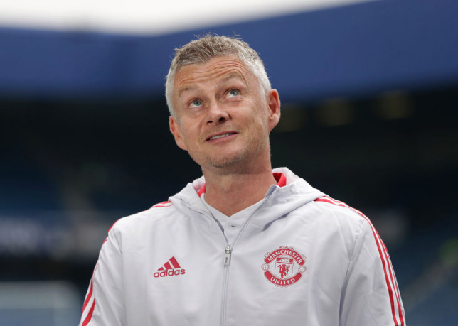 Ole Gunnar Solskjaer planning to start Manchester United new boy Jadon Sancho again Leeds - Bóng Đá