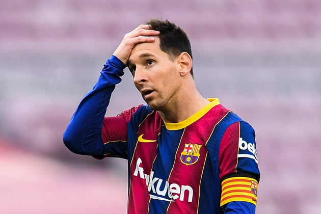 Man United have made contact about signing Messi in last 48 hours - Bóng Đá