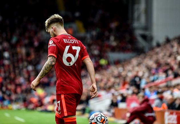 Joe Cole and Peter Crouch praise Harvey Elliott for his Liverpool performance today - Bóng Đá