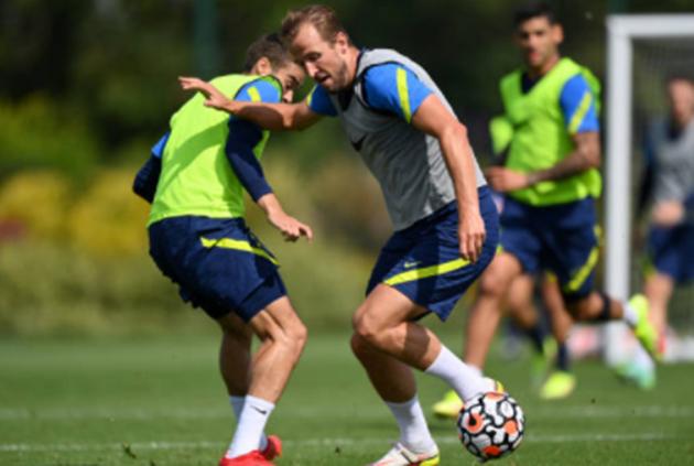 Harry Kane steps up return to Tottenham - Bóng Đá