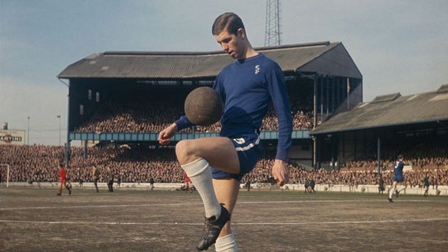 Ranking the 5 greatest English players in Chelsea history - Bóng Đá
