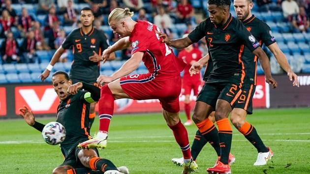 tin reviews trận Hà Lan vs Na Uy - Bóng Đá