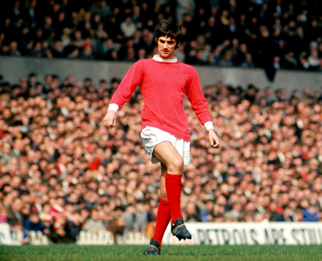 Man Utd's best and worst No 7s ever from George Best to Angel Di Maria - Bóng Đá