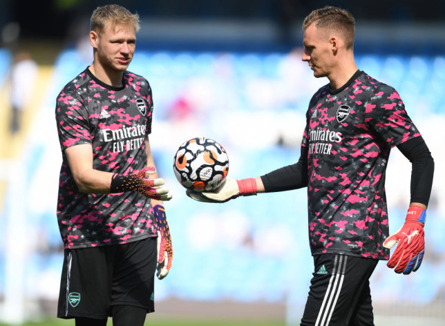 Arsenal summer signing Aaron Ramsdale tells friends he expects to start Norwich City clash ahead of Bernd Leno - Bóng Đá