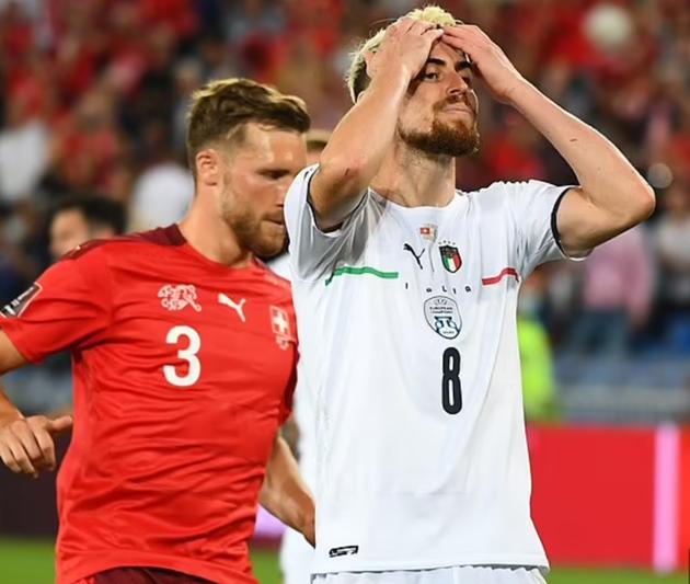 tin reviews trận Thụy Sĩ vs Ý - Bóng Đá