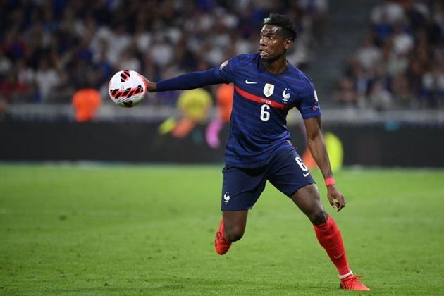 Paul Pogba helps France get back on track with 2-0 win - Bóng Đá