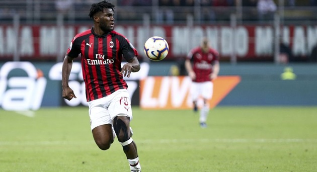 Ace free to sign pre-contract agreement with clubs like Liverpool in January (Franck Kessie) - Bóng Đá
