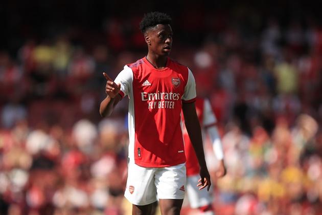 Predicted Arsenal line-up vs Norwich  - Bóng Đá