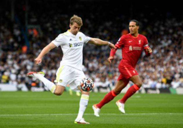 TRỰC TIẾP Leeds United 0-0 Liverpool (HIỆP 1): Đôi công kịch tính - Bóng Đá