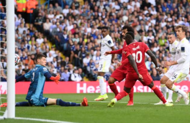 TRỰC TIẾP Leeds United 0-1 Liverpool: Salah nổ súng (H1) - Bóng Đá