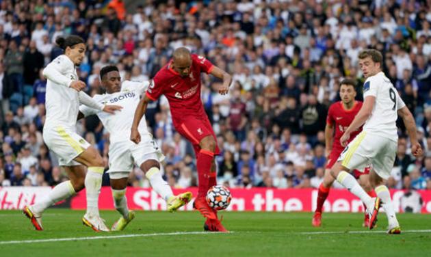 TRỰC TIẾP Leeds United 0-2 Liverpool: Fabinho lên tiếng (H2) - Bóng Đá
