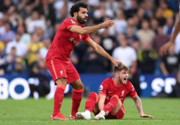 TRỰC TIẾP Leeds United 0-2 Liverpool: Sao trẻ chấn thương nặng (H2) - Bóng Đá