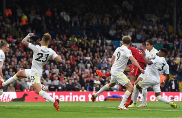 TRỰC TIẾP Leeds United 0-2 Liverpool: Ăn miếng trả miếng (H2) - Bóng Đá